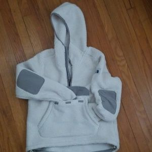 North Face Hooded Fleece Pullover